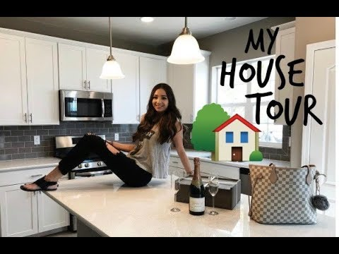 MY HOUSE TOUR   BUYING MY DREAM HOME AT 23