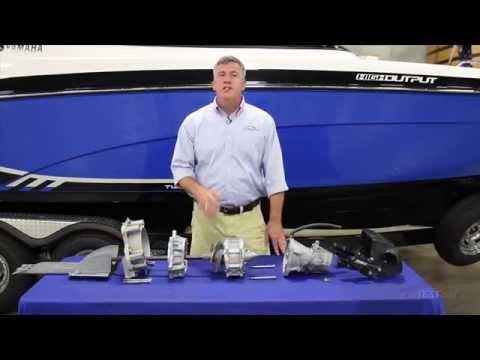 Yamaha Jet Drive System 2015- By BoatTest.com