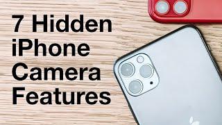 7 Hidden iPhone Camera Features For Incredible Photos