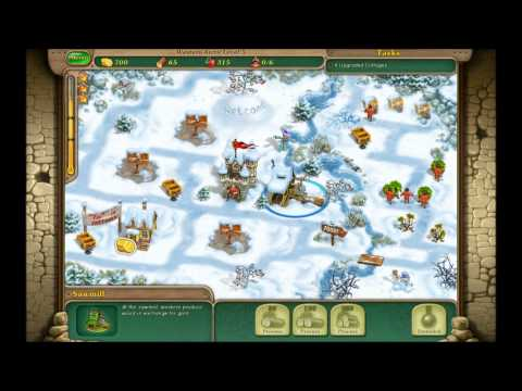 Royal Envoy 2 Game Level 5 Western Arctic Walkthrough