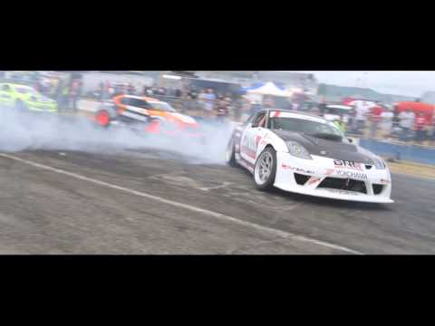 2014 Formula Drift Washington Highlights