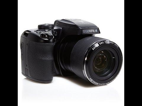 Fujifilm 16MP 44X Zoom WiFi SLRStyle Camera