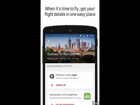How To Book Flight Tickets in Qantas (Video)