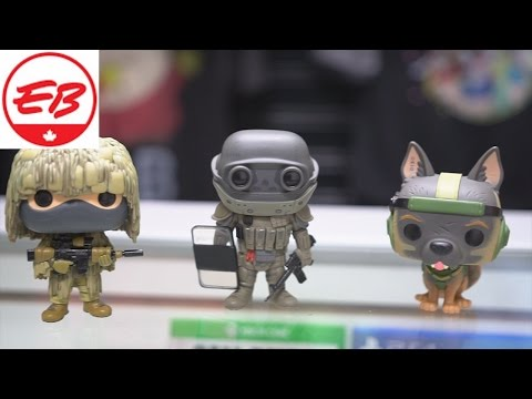 Pop Drop: Call of Duty Funko Unboxing | EB Games