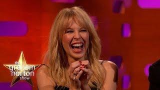 Kylie Minogue LOVES John Krasinski's Dance Moves!   The Graham Norton Show