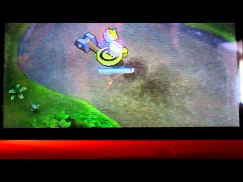 Secret to catch Legendary in Pokemon Rumble Blast