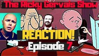 ricky gervais xfm series 1 episode 10