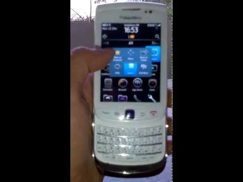 Blackberry Torch 9800 review (recorded from BOLD 9900) : www.bbin.in contest