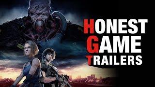 Honest Game Trailers   Resident Evil 3