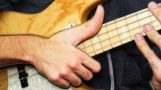 BASS SOLO but every time I SLAP it changes GENRE