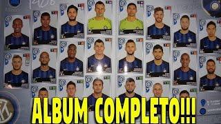 VI MOSTRO IL MIO ALBUM COMPLETO!!