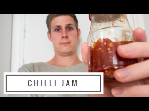 How To Make Tomato Chilli Jam: My Quick and Easy Recipe