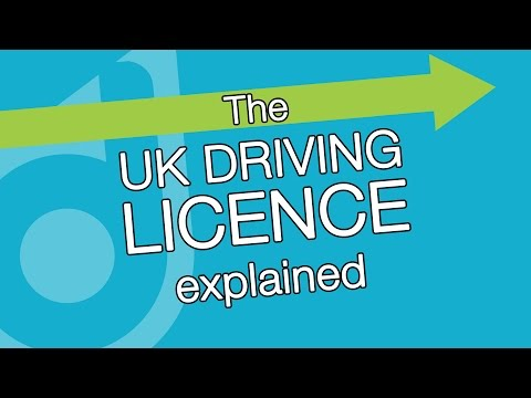 The UK Driving Licence Explained | miDrive