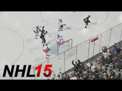 NHL 15 Gameplay Xbox One - Live Commentary