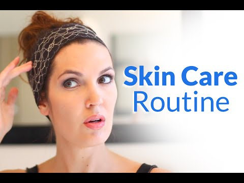 Best Skin Care Routine - Prevent Aging, Pimples and Blackheads