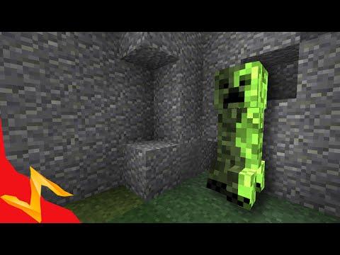Minecraft - Chameleon Creepers