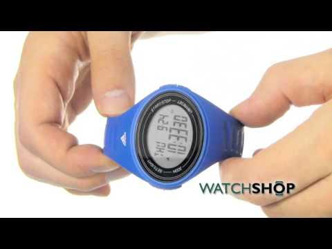 Adidas Performance Men's Alarm Chronograph Watch (ADP6108)