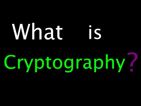 What is Cryptography - Introduction to Cryptography - Lesson 1