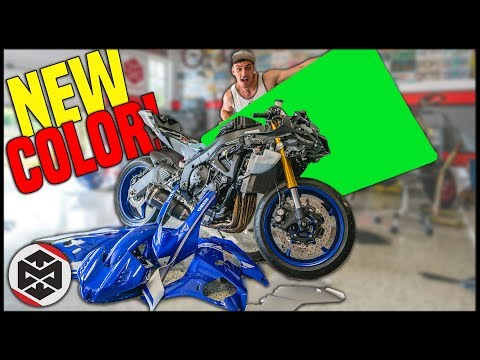 I'M WRAPPING THE R6! *Color Reveal*