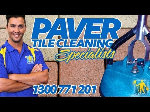 How To Clean Pavers - Cleaning Pavers