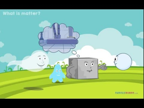 Science Videos for Kids: What is Matter?