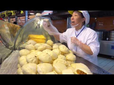 China - Sourdough &  Steamed Buns