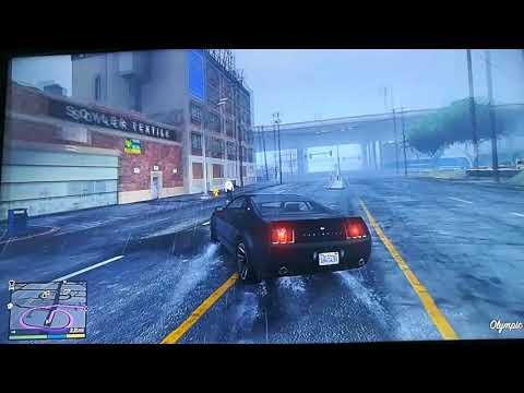 GTA V- Zombie's wipeout ||GTA 5 mod