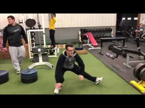 Movement Library: Cossack Squats