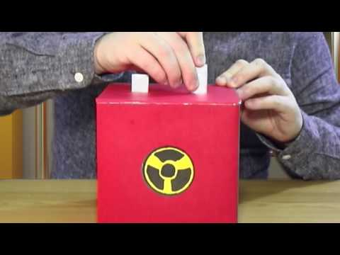 How To Make A Nuclear Reactor - That's How?