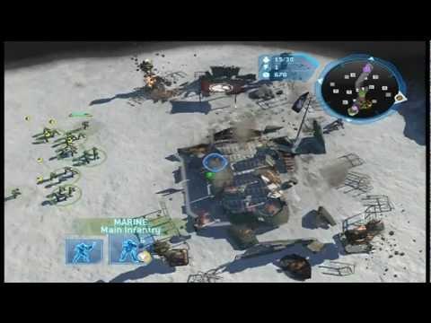 Halo Wars Skirmish Legendary Part 1