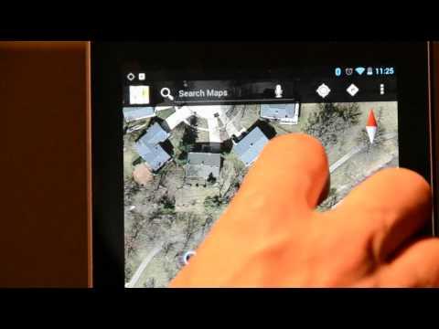 Apple Keyboard and Magic Trackpad on Nexus 7