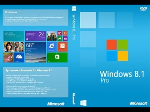 windows 8.1 pro 32/64 bit full version no root download and install