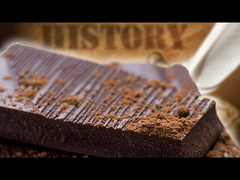 The History Of Chocolate In 120 Seconds