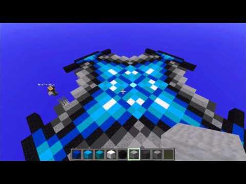 Minecraft: Server Spawn Speed Build ep. 1 with BionicFrost