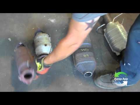 Types of Catalytic Converters for Scrap