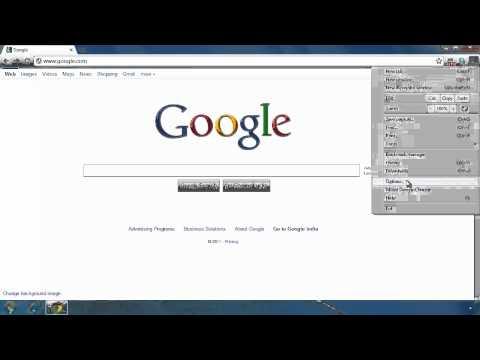 Set Google Chrome as default browser on Windows