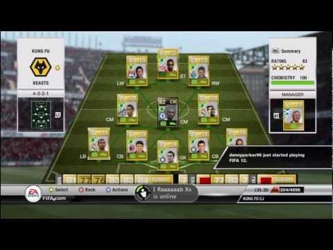 FIFA 12 Ultimate Team Head Coaches