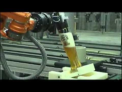 Xxx Mp4 KUKA Roboter Als Weizenbier Einschenkautomat 3gp Sex