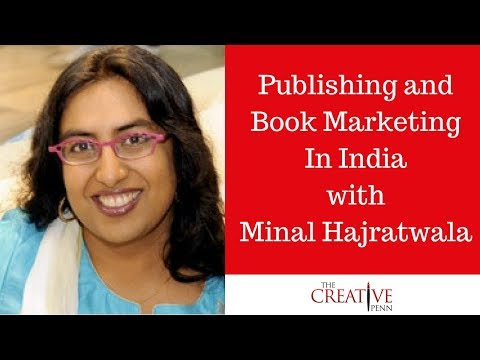 Self-Publishing And Book Marketing In India With Minal Hajratwala