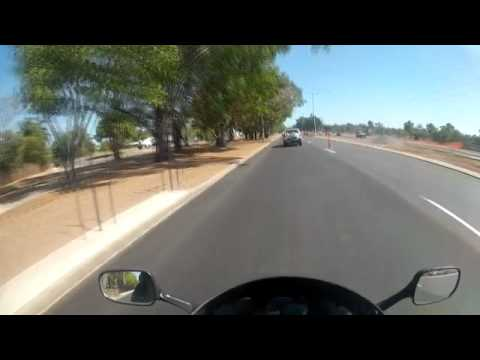Getting Your Motorbike Licence in the Northern Territory