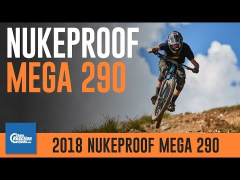 2018 Nukeproof Mega 290 Comp