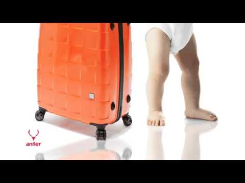Antler Luggage TV Commercial