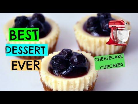 How to Make Mini Cheesecakes I Episode 4 Baking with Ryan
