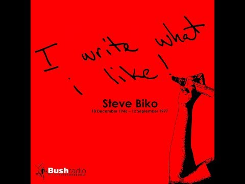 What do you know about Steve Biko?