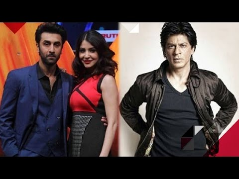 Xxx Mp4 Anushka Comments On Ranbir 39 S Career Shah Rukh 39 S Fans Burst Crackers In Theater 3gp Sex