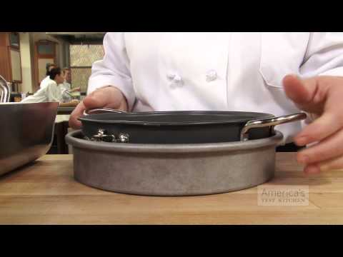 Super Quick Video Tips: How to Leak-Proof Your Springform Pan