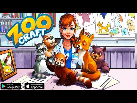 ZooCraft Android Gameplay (HD)