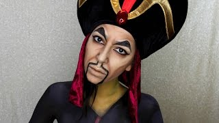 Disney Villain Series Part 7: Jafar from Aladdin Makeup Tutorial