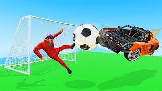 PLAYING IN THE WORLD CUP FINAL! - GTA 5 Funny Moments