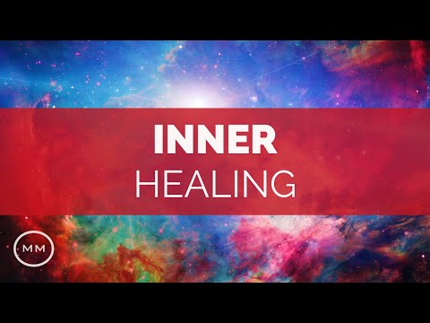 Inner Healing - 528 Hz - Emotional Cleansing / Restore Inner Peace - Solfeggio Meditation Music